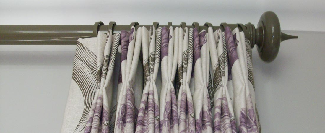 Curtains by Sandie curtain headings